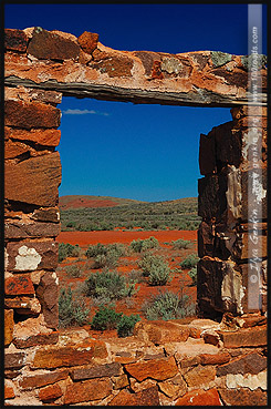 Руины Понданна, Pondanna Ruins, Полуостров Эйр, Eyre Peninsula, Южная Australia, South Australia, Австралия, Australia