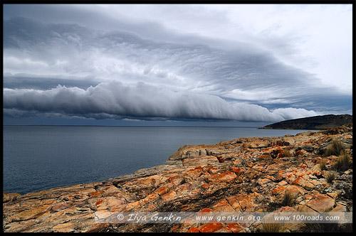 Fenchman's Rocks, Полуостров Эйр, Eyre Peninsula, Южная Australia, South Australia, Австралия, Australia