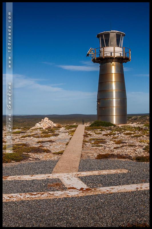 Западный маяк, West Lighthouse, Национальный парк Иннс, Innes National Park, Полуостров Йорк, Yorke Peninsula, Южная Австралия, South Australia, Австралия, Australia