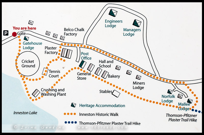 Иннестон, Inneston, Национальный парк Иннес, Innes National Park, Полуостров Йорк, Yorke Peninsula, Южная Австралия, South Australia, Австралия, Australia