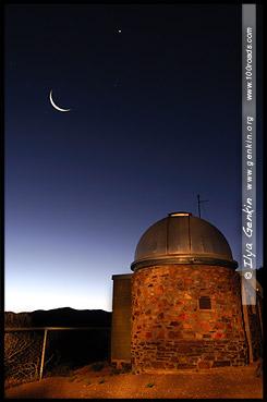 Обсерватория Dodwell, Аркарула, Arkaroola, Северная цепь гор Флиндерс, Northern Flinders Ranges, Аутбек, Аутбэк, Outback, Южная Australia, South Australia, Австралия, Australia