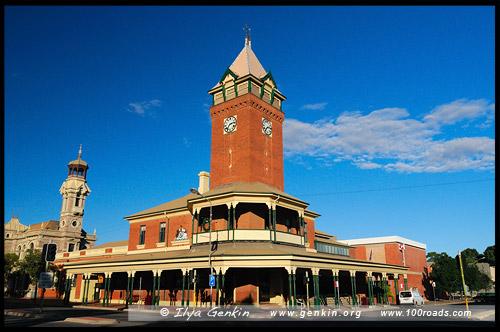 Брокен Хилл, Broken Hill, Новый Южный Уэльс, New South Wales, NSW, Австралия, Australia
