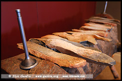 Каменный ксилофон, Кобар, Cobar, Новый Южный Уэльс, New South Wales, NSW, Австралия, Australia