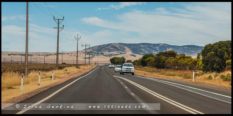 Полуостров Йорк, Yorke Peninsula, Южная Австралия, South Australia, Австралия, Australia