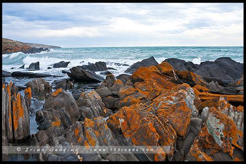 Бухта Рождества, Christmas Cove, Остров Кенгуру, Kangaroo Island, Южная Австралия, South Australia, Австралия, Australia