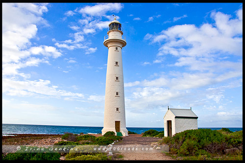 Маяк Низкая Точка, Point Lowly Lighthouse, Южная Австралия, South Australia, Австралия, Australia