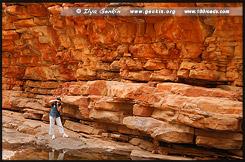 Стены Ущелья, Ущелье Аллигатора, Alligator Gorge, Маунт Ремаркабл, Mt Remarkable, Южная Australia, South Australia, Австралия, Australia