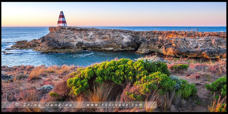 Обелиск, Obelisk, Обелиск Роуба, Роуб, Robe, Южная Австралия, South Australia, Австралия, Australia