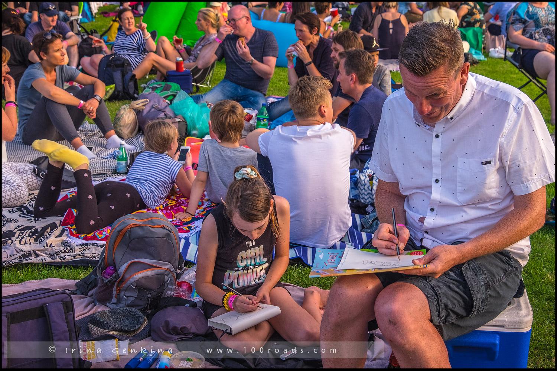 Новогодний салют, Сиднейский салют, Sydney Fireworks, New Year, Сидней, Sydney, Австралия, Australia