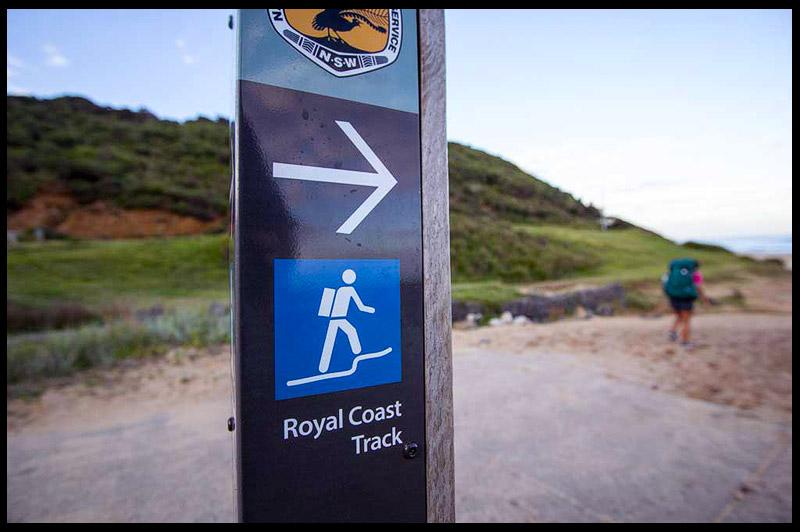 Bundeena Drive to Marley way, Royal National Park, Сидней, Sydney, Австралия, Australia
