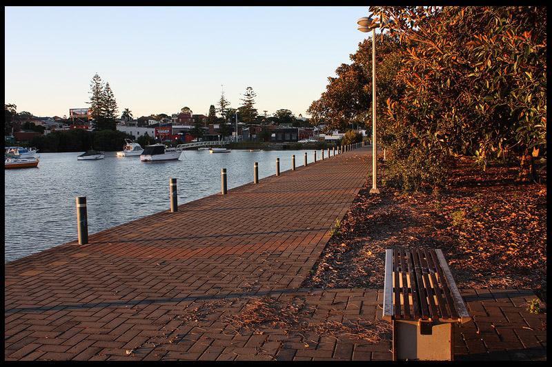 Cooks River Pathway, Сидней, Sydney, Австралия, Australia