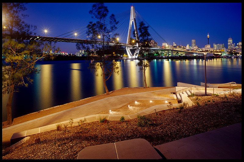 Glebe Foreshore walk, Сидней, Sydney, Австралия, Australia