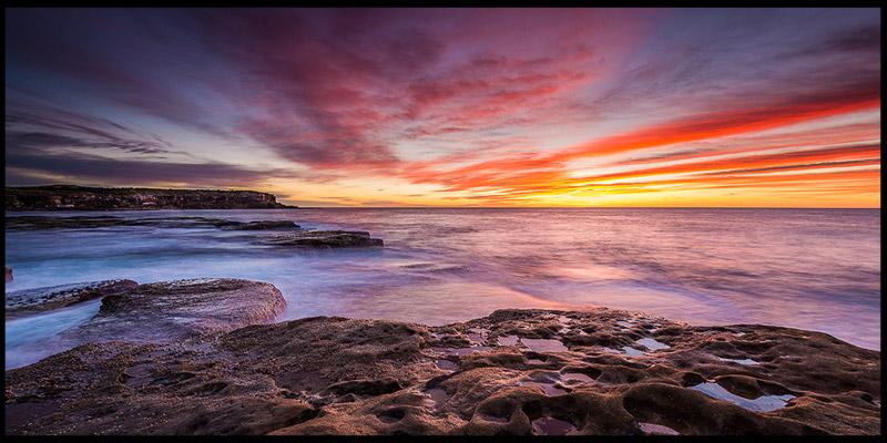 Little Bay Beach, Восточные пляжи, East Beaches, Сидней, Sydney, Новый Южный Уэльс, New South Wales, Австралия, Australia