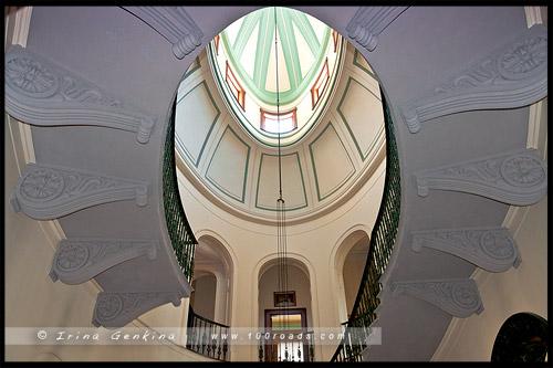 Дом Залива Элизабет, Усадьба Элизабет Бэй, Elizabeth Вау House, Сидней, Sydney, Австралия, Australia