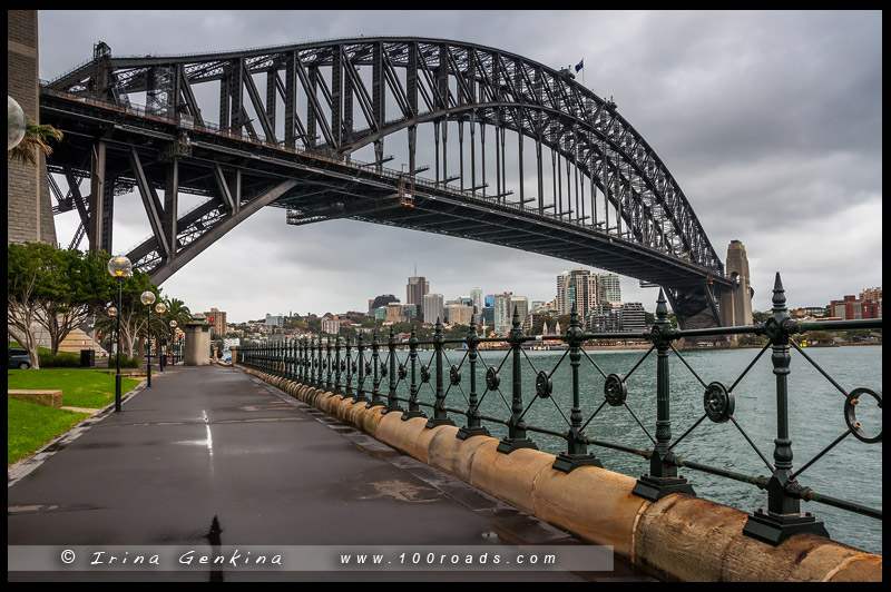 Мост Сиднейской Гавани, Sydney Harbour Bridge, Харбор Бридж, Harbour Bridge, Сидней, Sydney, Австралия, Australia