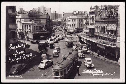 Кингс Кросс, Kings Cross, Сидней, Sydney, Австралия, Australia