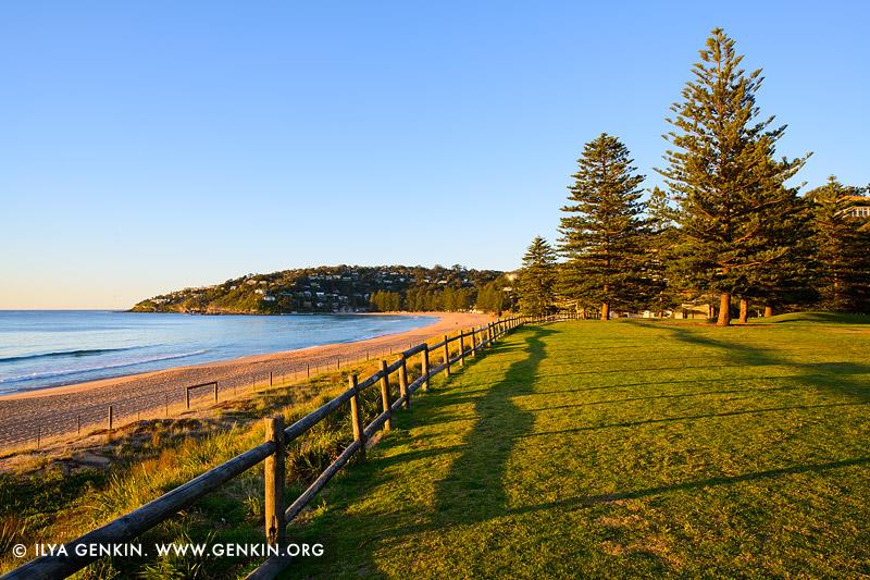 Палм Бич, Palm Beach, Северные пляжи, Northen Beaches, Сидней, Sydney, Новый Южный Уэльс, New South Wales, Австралия, Australia