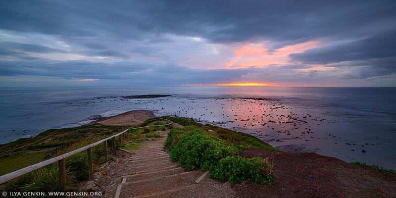 Long Reef Beach, Северные пляжи, Northen Beaches, Сидней, Sydney, Новый Южный Уэльс, New South Wales, Австралия, Australia
