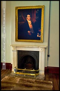 портрет, Джон Макартур, John Macarthur, Элизабет Фарм, Elizabeth Farm, Парраматта, Parramatta, Сидней, Sydney, Австралия, Australia
