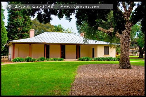 Хамблдон Коттедж, Hambledon Cottage, Парраматта, Parramatta, Сидней, Sydney, Австралия, Australia