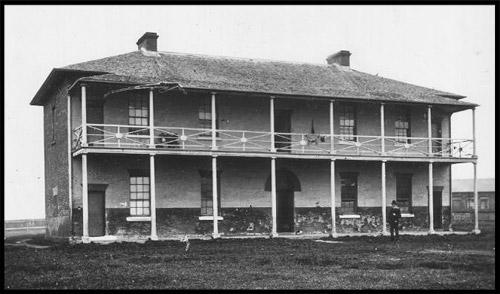 Казармы Уланов, Lancer Barracks, 1860, Парраматта, Parramatta, Сидней, Sydney, Австралия, Australia