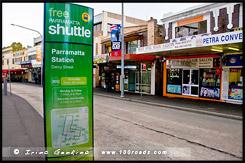 Парраматта, Parramatta, Сидней, Sydney, Австралия, Australia