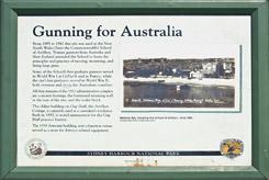 Военные укрепления, Мыс Южная Голова, South Head, Вотсонс Бэй, Watsons Bay, Сидней, Sydney, Австралия, Australia