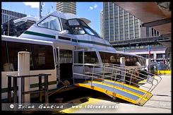 Причал, Wharf, Круговая Набережная, Circular Quay, Сидней, Sydney, Австралия, Australia