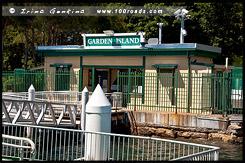 Причал, Wharf, Садовый Остров, Garden Island, Сидней, Sydney, Австралия, Australia