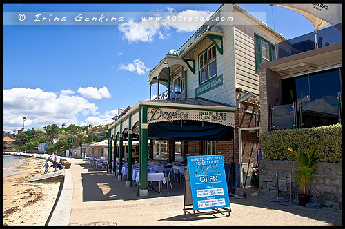 Вотсонс Бэй, Watsons Bay, South Head, Сидней, Sydney, Австралия, Australia