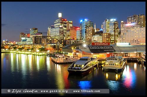 Darling Harbour, Сидней, Sydney, Австралия, Australia