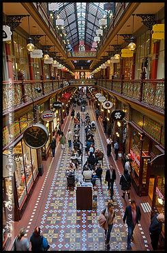 Strand Arcade, Сидней, Sydney, Австралия, Australia