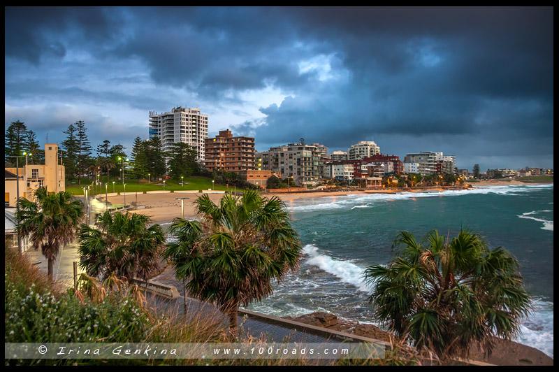 Кроналла, Cronulla, Сидней, Sydney, Австралия, Australia