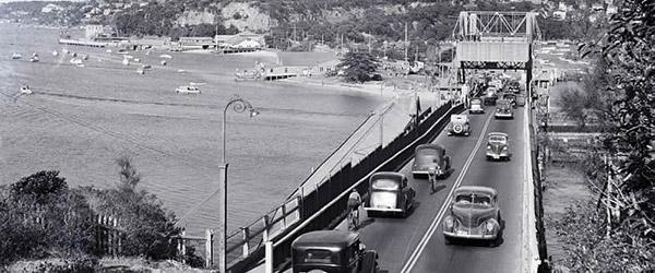 Спит Бридж, Spit Bridge, Сидней, Sydney, Австралия, Australia