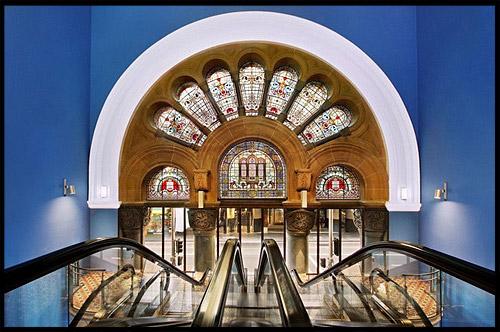 Здание Королевы Виктории, Queen Victoria Building, Сидней, Sydney, Австралия, Australia