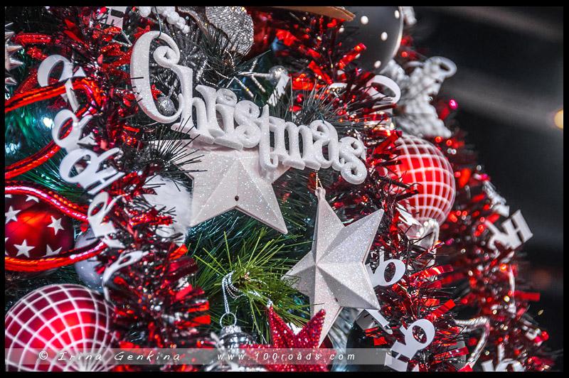 Рождество, Christmas, Xmas, магазины, shops, shopping, Сидней, Sydney, Австралия, Australia