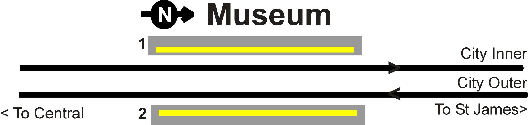 Прогулка, Станция Музей, Museum station, Сидней, Sydney, Австралия, Australia