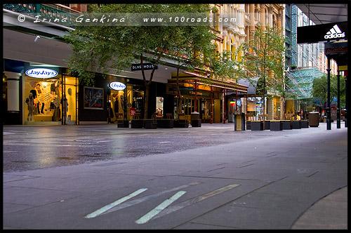 Шестая инсталляция, Баковый ручей, Tank Stream, Сидней, Sydney, Австралия, Australia