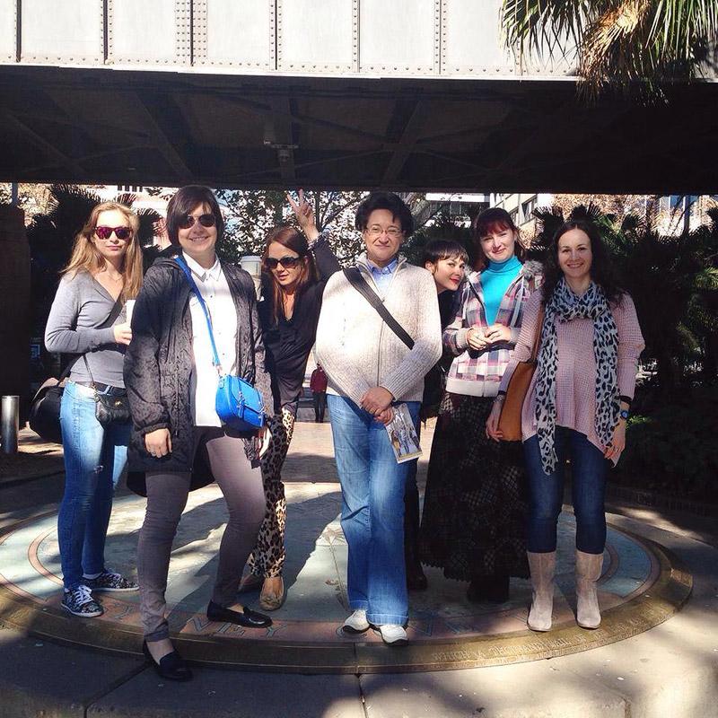 Обзорная экскурсия по центру Сиднея, Сидней, Sydney, Австралия, Australia