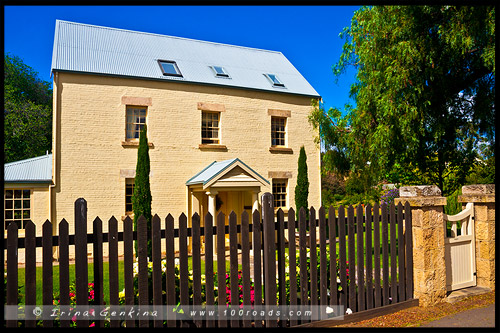 Ричмонд, Richmond, Тасмания, Tasmania, Австралия, Australia