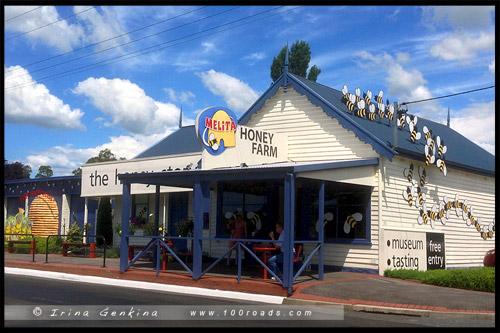 Медовая  ферма, Chudleigh, Тасмания, Tasmania, Австралия, Australia