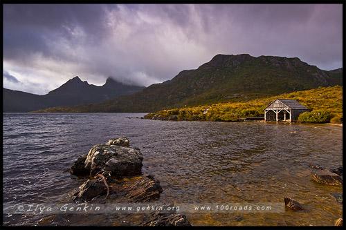 Крэдл Маунтен, Cradle Mountain, Тасмания, Tasmania, Австралия, Australia