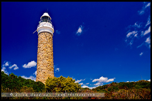 Маяк Эддистон, Eddystone Lighthouse, Тасмания, Tasmania, Австралия, Australia