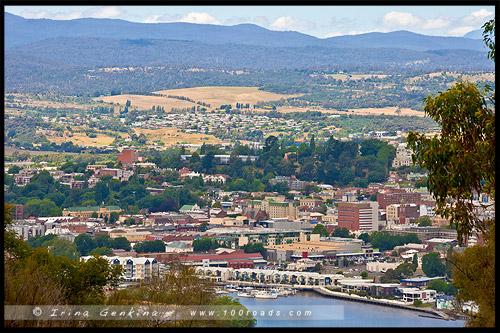Лонсестон, Launceston, Тасмания, Tasmania, Австралия, Australia