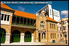 Старая пожарная часть, Fire Brigade 1 Station, Перт, Perth, Западная Австралия, Western Australia, WA, Австралия, Australia