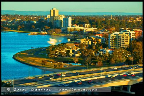Перт, Perth, Западная Австралия, Western Australia, WA, Австралия, Australia