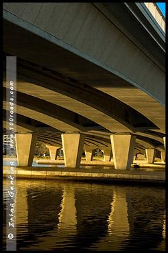 На реке Свон, Swan River, Перт, Perth, Западная Австралия, Western Australia, WA, Австралия, Australia