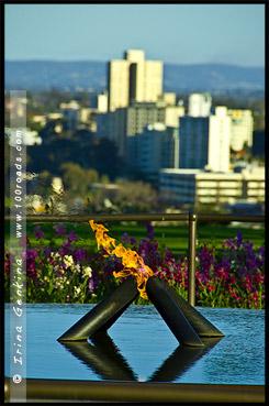 Военный мемориал штата, State War Memorial, Королевский Парк, Kings Park, Перт, Perth, Западная Австралия, Western Australia, WA, Австралия, Australia