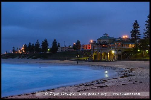 Индиана Чайный Дом, Indiana Tea House, Пляж Коттесло, Cottesloe Beach, Перт, Perth, Западная Австралия, Western Australia, WA, Австралия, Australia