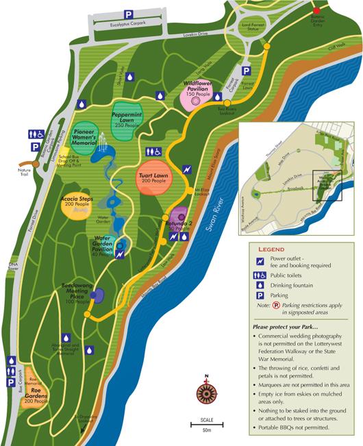 Ботанический сад Джилонга